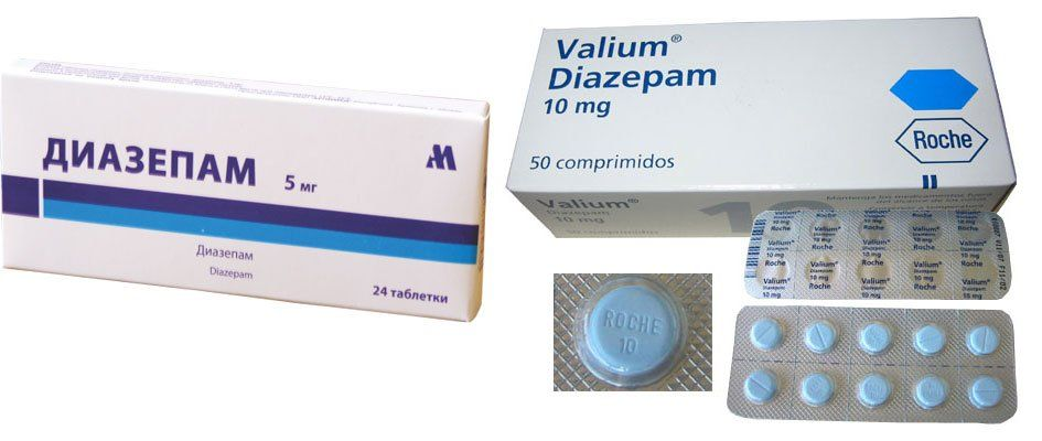 diazepam and hiccups